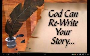 rewrite my story
